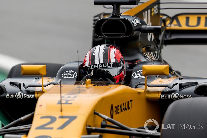 10. Нико Хюлькенберг, Renault