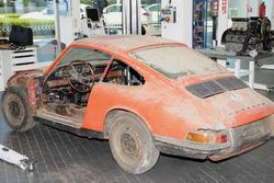 Vieille Porsche 911