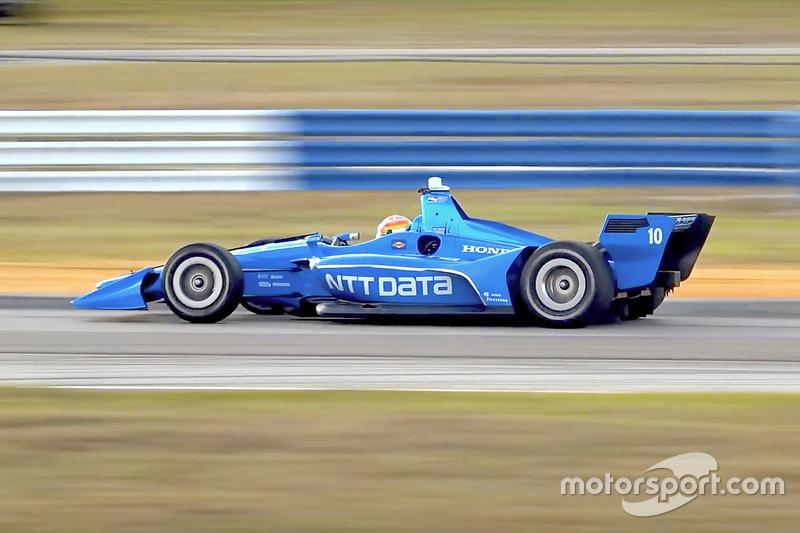 Ed Jones, IndyCar, Chip Ganassi