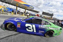 Ryan Newman, Richard Childress Racing, Liberty National Chevrolet Camaro