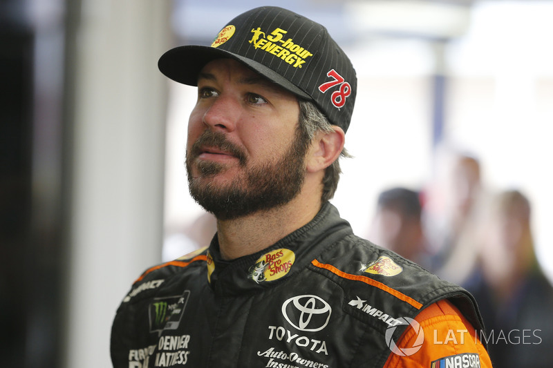 Martin Truex Jr., No. 78 Furniture Row Racing Toyota Camry