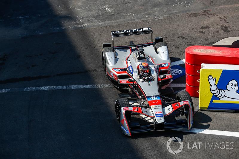Edoardo Mortara, Venturi Formula E Team