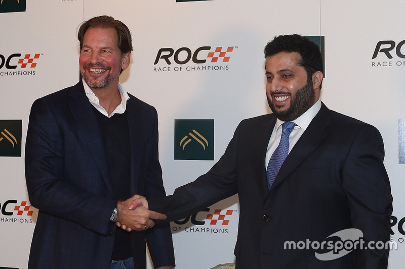 Race of Champions: Riyadh