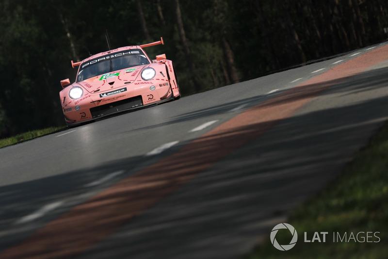 #92 Porsche GT Team Porsche 911 RSR: Michael Christensen, Kevin Estre, Laurens Vanthoor