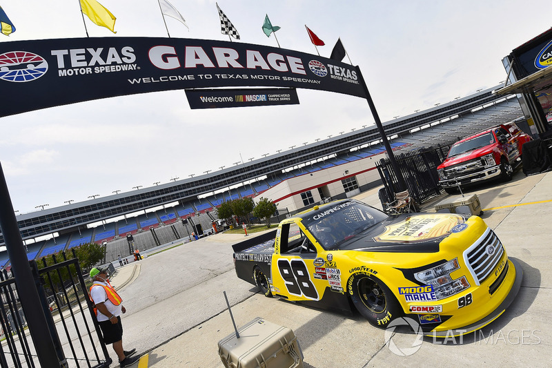 Grant Enfinger, ThorSport Racing, Ford F-150