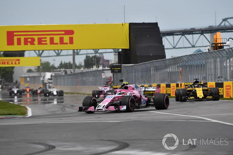 Esteban Ocon, Force India VJM11