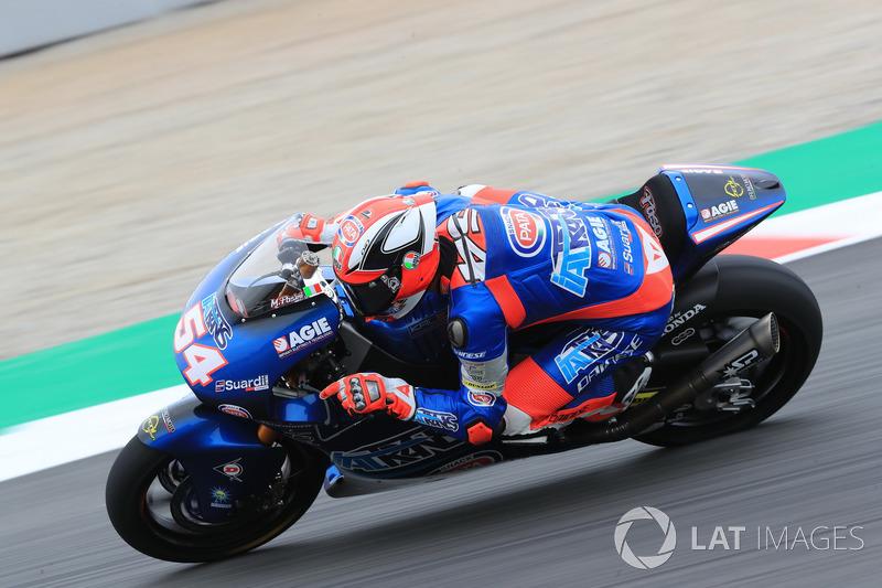 Mattia Pasini, Italtrans Racing Team Moto2