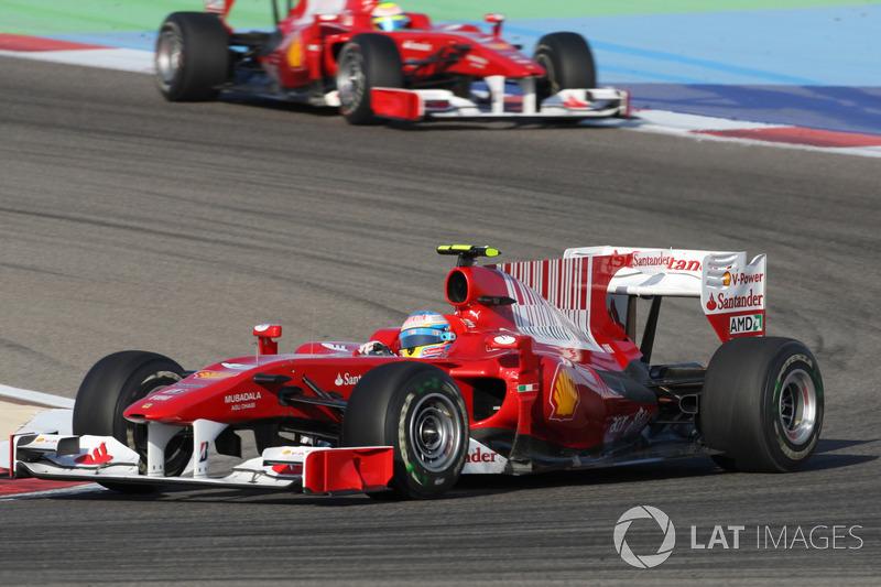 2010. Переможець: Фернандо Алонсо, Ferrari