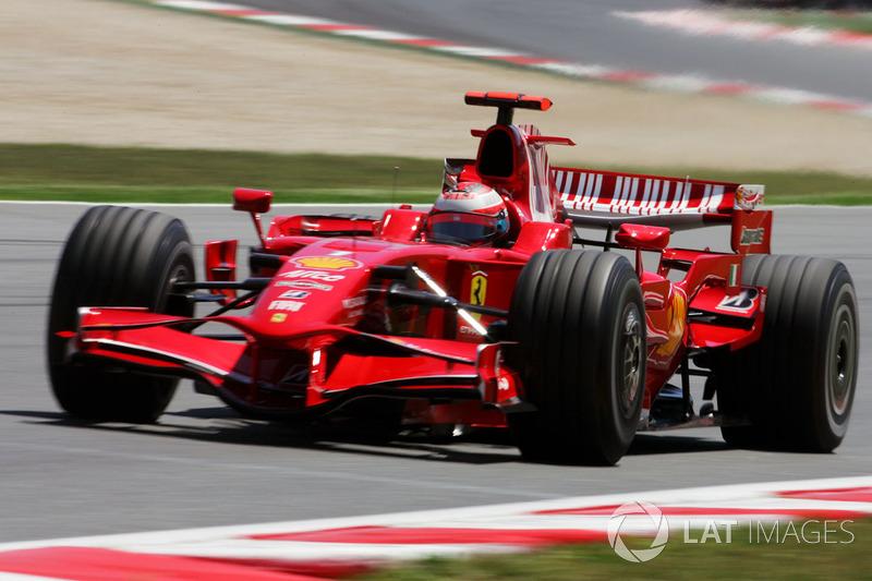 2008 İspanya: Ferrari