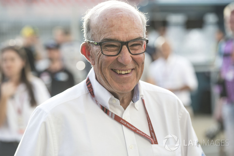 Carmelo Ezpeleta, CEO Dorna Sports