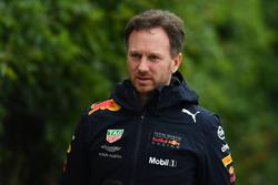 Christian Horner, directeur de Red Bull Racing