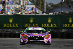 Кентон Кох, Роберт Фоули III, Хуан Перес, Лорис Спинелли, P1 Motorsports, Mercedes AMG GT3 (№71)