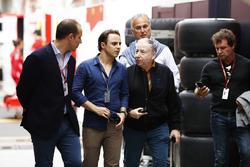 Felipe Massa, Williams Martini Racing,  Jean Todt, FIA Başkanı