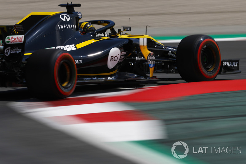 13. Nico Hülkenberg, Renault Sport F1 Team R.S. 18