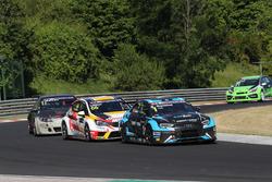 Stefano Comini, Comtoyou Racing, Audi RS3 LMS, Grégoire Demoustier, DG Sport Compétition, Opel Astra TCR