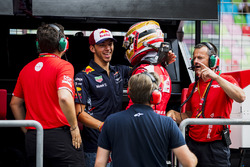 Polesitter Charles Leclerc, PREMA Powerteam with Pierre Gasly