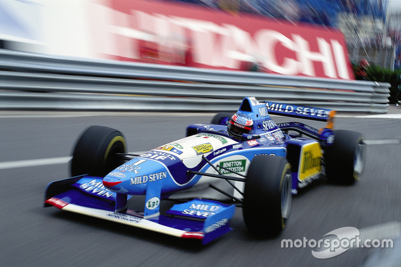 Michael Schumacher, Benetton Renault