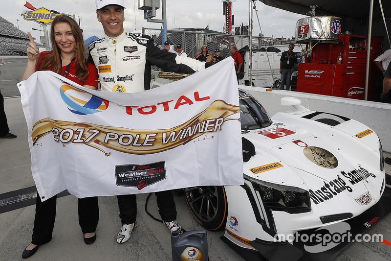 Polesitter: Joao Barbosa, Action Express Racing