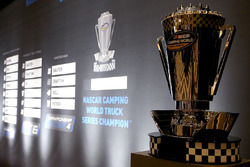 The Camping World Truck Series trophy