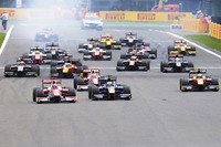 Start: Charles Leclerc, PREMA Powerteam leads