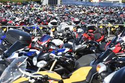 Parking à motos