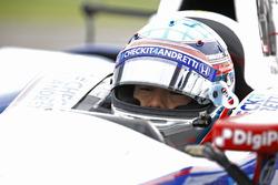 Такума Сато, Andretti Autosport Honda