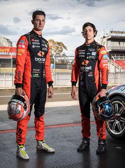 Nick Percat, Brad Jones Racing Holden, Macauley Jones, Brad Jones Racing Holden