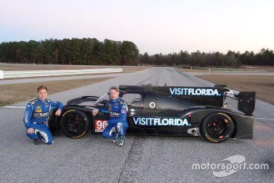 Présentation de la Racing Riley-Gibson VisitFlorida.com