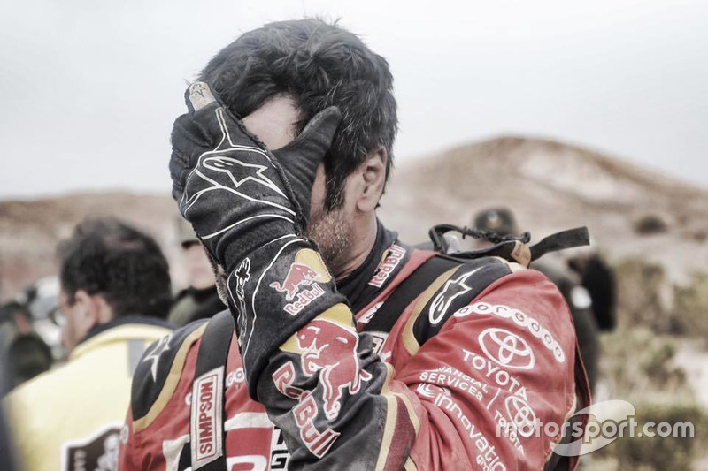 #301 Toyota Gazoo Racing, Toyota: Nasser Al-Attiyah, Toyota Gazoo Racing después del accidente