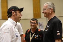 Nani Roma, Overdrive Racing, Sven Quandt, managing director X-Raid Team