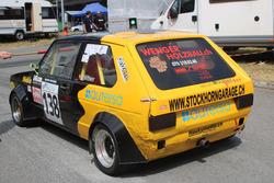 Daniel Wittwer, VW Golf, Autersa Racing, Start