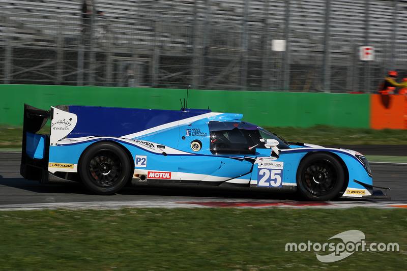 #25 Algarve Pro Racing, Ligier JSP217 - Gibson: Andrea Roda, Matthew McMurry, Andrea Pizzitola, Aidan Read