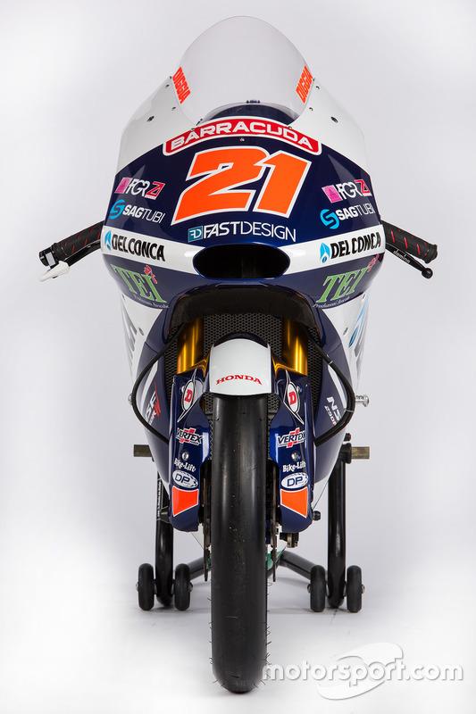 Moto de Fabio Di Giannantonio, Gresini Racing Team