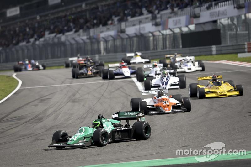 Historische Formel 1, Benetton