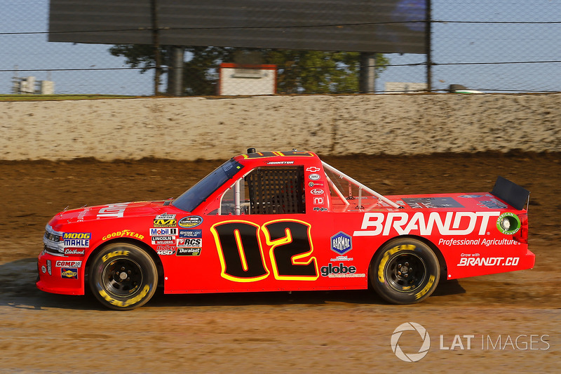 Max Johnston, Young Motorsports Chevrolet