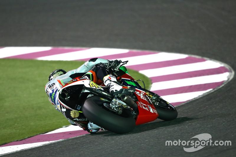 12. Aleix Espargaro, Aprilia Racing Team Gresini, +0,791