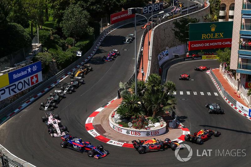 6. GP Monako (24-27 Mei)