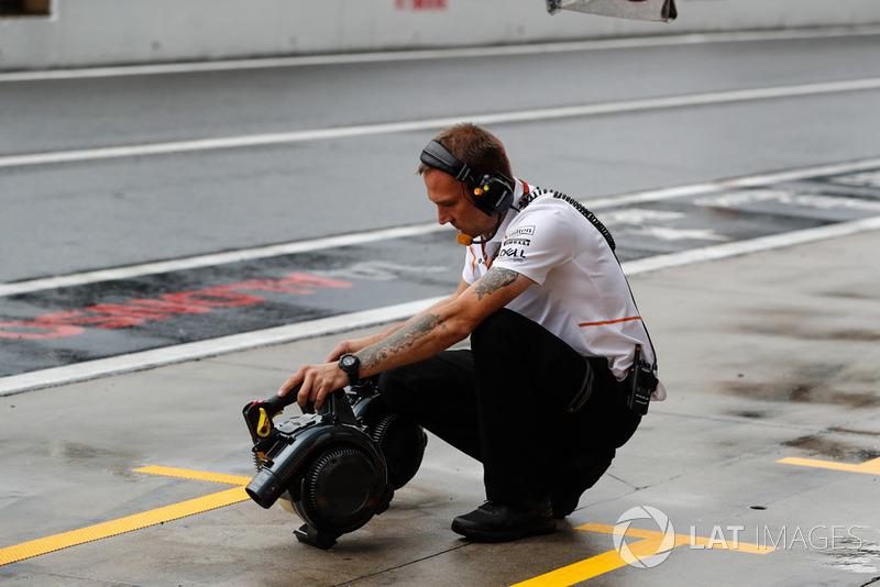 Інженер McLaren