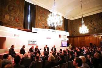 Motorsport Leaders Business Forum, ausgerichtet von Motorsport Network, in London