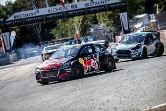 Себастьен Лёб, Peugeot 208 WRX, Team Peugeot Total