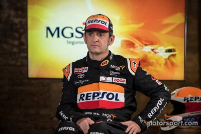 Lancement Repsol Rally Team