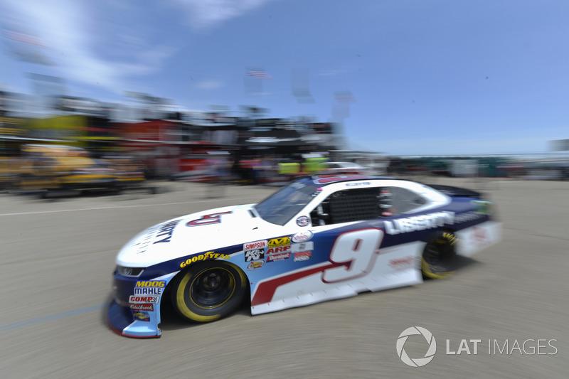 William Byron, JR Motorsports Chevrolet