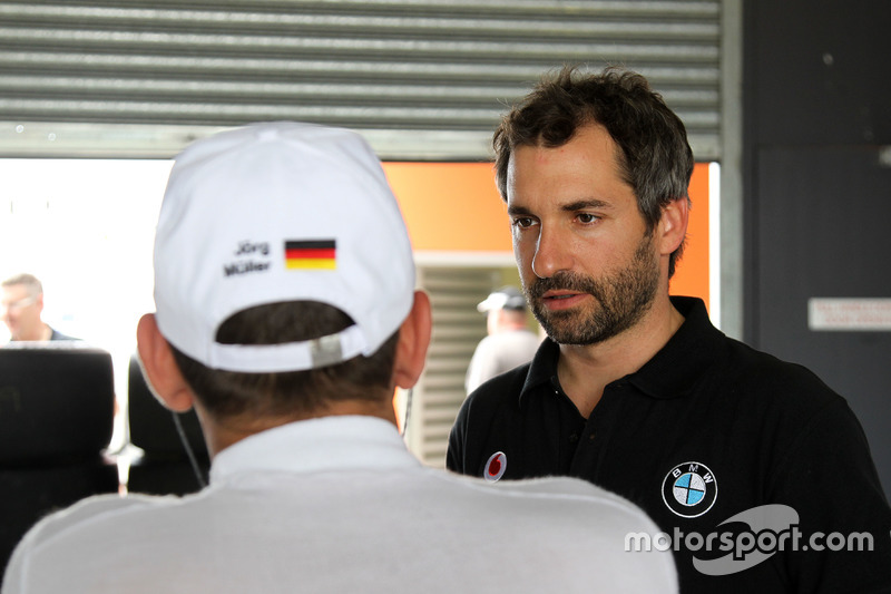 Timo Glock, BMW Team SRM