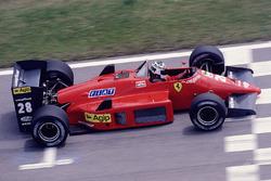 Stefan Johansson, Ferrari 156/85