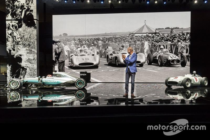 Dr. Dieter Zetsche, Vorstandvorsitzender Daimler AG