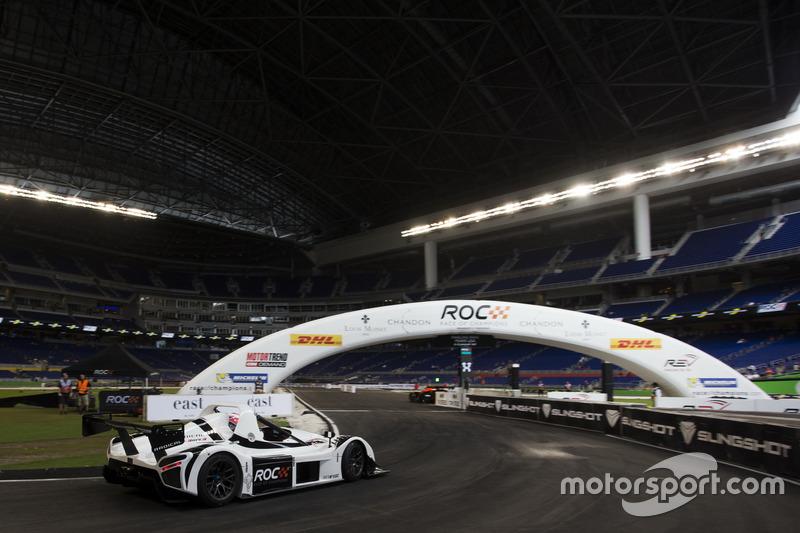 Jenson Button, im Radical SR3 RSX