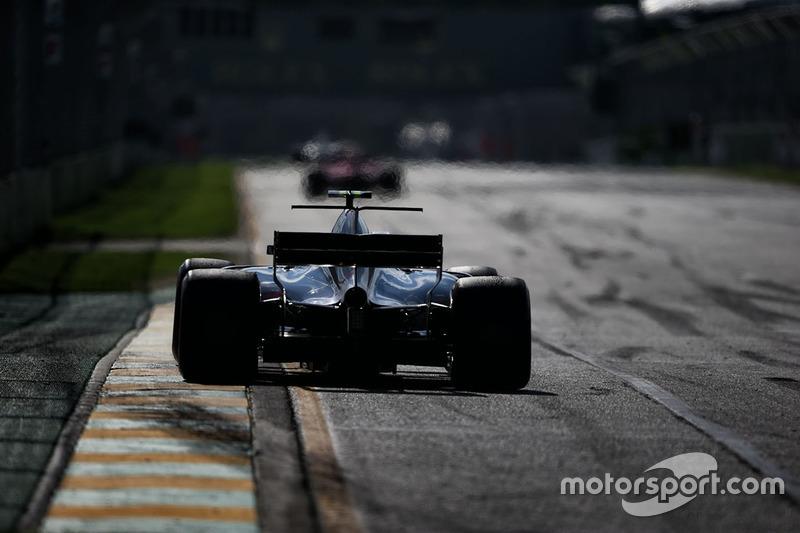 Kevin Magnussen, Haas, VF-17