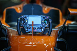 McLaren MCL32: Lenkrad