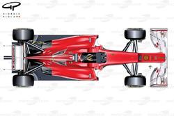 Ferrari F2012 top view