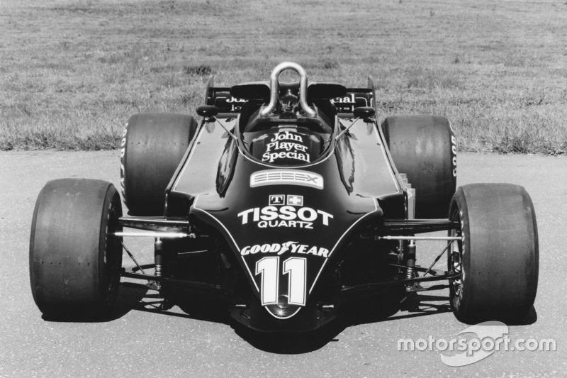 Lotus 88 з подвійним шасі